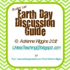Student Led Earth Day Discussion Guide