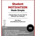 Student Motivation Made Simple