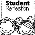 Student Reflections {Editable}
