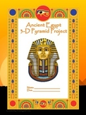 Student Research Ancient Egypt 3-D Pyramid Project History