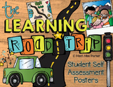 Student Self Assessment Posters & More - The Learning Road Trip