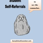 Student Self-Referral Forms