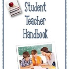 Student Teacher Handbook
