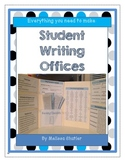 Student Writing and Revising Offices