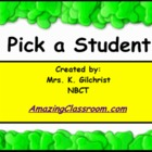 Student picker - Gross nose with boogers edition - Smart N