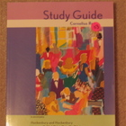 Study Guide for Psychology by Hockenbury, 2003