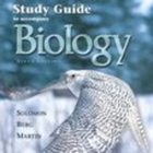 "Study Guide to accompany  ""Biology"" by Solomon, Berg and Martin"