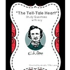 Study Questions, &quot;The Tell-Tale Heart&quot;