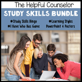 Study Skills Activity Bundle