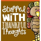 Common Core Aligned: Stuffed with Thankful Thoughts {Novem
