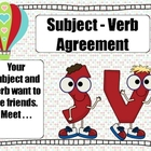 Subject Verb Agreement Where Subject and Verb Agree to be
