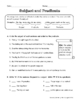 Subject and Predicate - FUN Worksheets! with Answer Keys