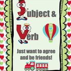Subject and Verb Agreement Game