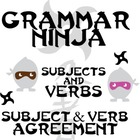 Subjects Verbs Agreement - Grammar Ninja