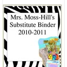 Substitute Binder