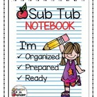 Substitute Folder Printables