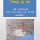 Substitute Lesson A to Z Geography World Cities & Countrie