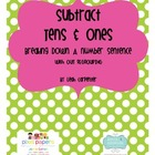 Subtract Tens and Ones: Breaking Down A Number Sentence