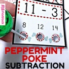 Subtraction Peppermint Poke
