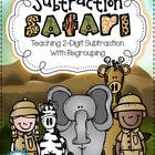 Subtraction Safari {Teaching 2-Digit Subtraction With Regrouping}