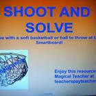 Subtraction Shoot and Solve Game