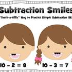 Subtraction Smiles (A Dental Health Themed Math Center Act