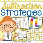 Subtraction Strategies- 7 Partner or Small Group Activities