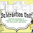 Subtraction Unit (2 & 3 Digit)