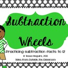 Subtraction Wheels- Spring
