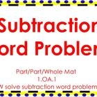 Subtraction Word Problems III {ACTIVboard}