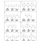 Subtraction Worksheets Set