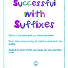 Successful with Suffixes