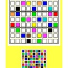 Sudoku 9x9 Colors Puzzle