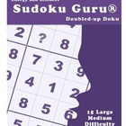 Sudoku Guru Doubled-Up Doku Puzzles