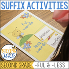 Suffix Activities: -ful and -less