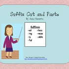 Suffix Cut and Paste