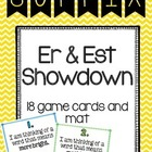 Suffix Er, Est Showdown Center Game