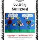 Suffixes Craftivity (featuring -er, -est, -ful, -able, -le