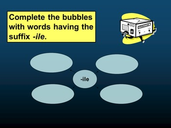 Suffixes - Vocabulary Boosters 1