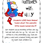 Suffixes With Lilly
