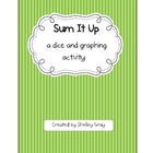 Sum It Up: an Addition and Graphing Activity