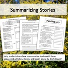 Summarizing Stories