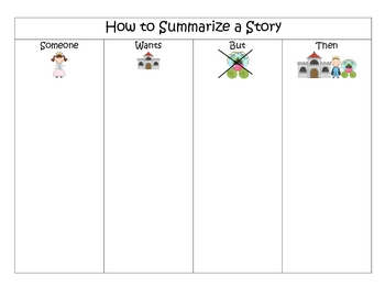 Summarizing a Story