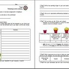 Summary Graphic Organizer / Rubric / Assessment Combo