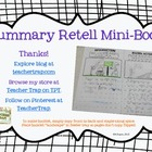 Summary Retelling Booklet