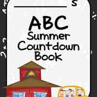 Summer ABC CountDown Memory Book