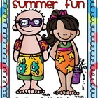 Summer Activities Packet for Students