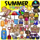 Summer Clip Art Bundle