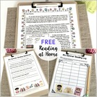 Summer Freebie!  Printable Resources to Encourage Students