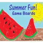 Summer Fun Games